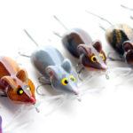 ケネラー ルアーズ「チャーチ マウス 60」