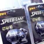 Lew's「スピード キャスト & スピード キャスト ミニ スピンキャストリール」