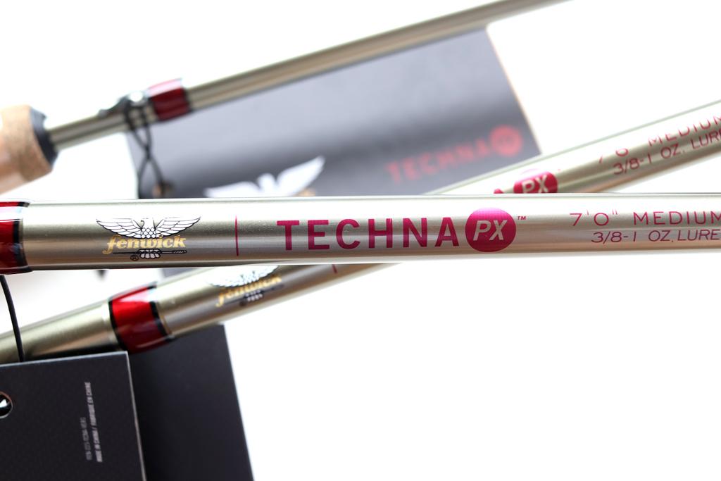 「フェンウィック / Fenwick」の『テクナ PX ベイトロッド / Techna PX Casting Rod』
