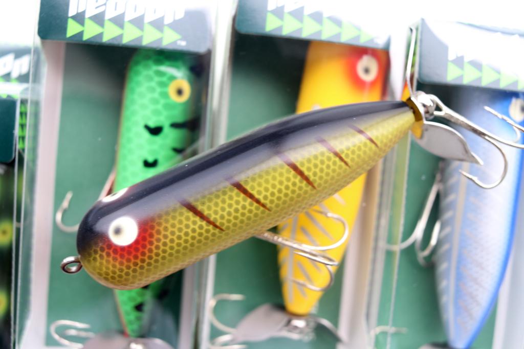 「へドン / Heddon」の『マグナム トーピード - スミス ファクトリー カラー / Magnum Torpedo -SMITH Factory Color-』