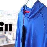暑い夏の必需品、「ギル / Gill」の『UV テック フーディー』で紫外線をカット!