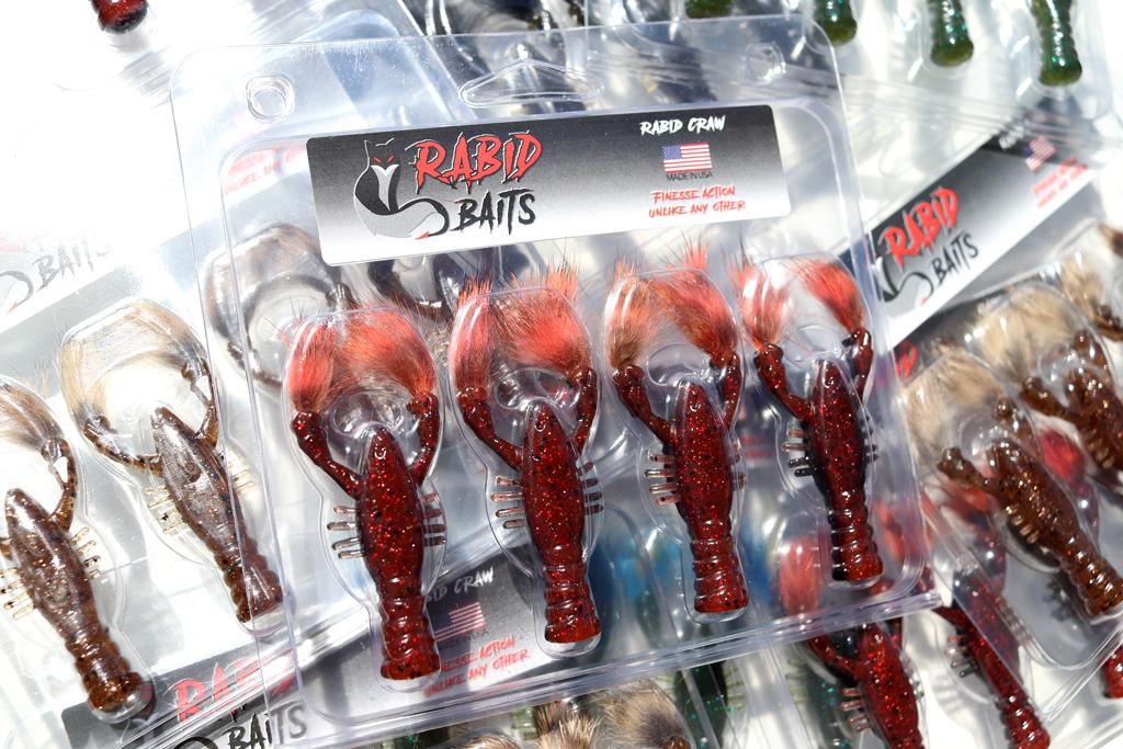「ラビッド ベイツ / Rabid Baits」の『ラビッド クロー / Rabid Craw』