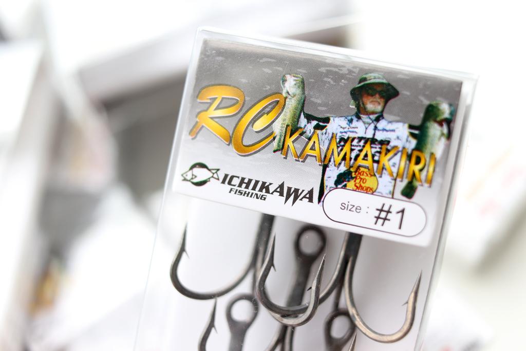 「イチカワ フィッシング / Ichikawa Fishing」の『RC カマキリ / RC Kamakiri』