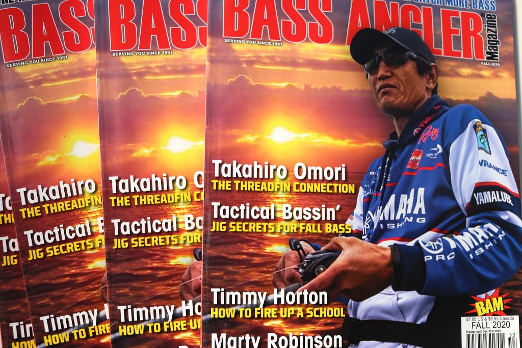『バス アングラー マガジン 2020年秋号 / Bass Angler Magazine Fall 2020』