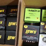 「Lew's」着荷!