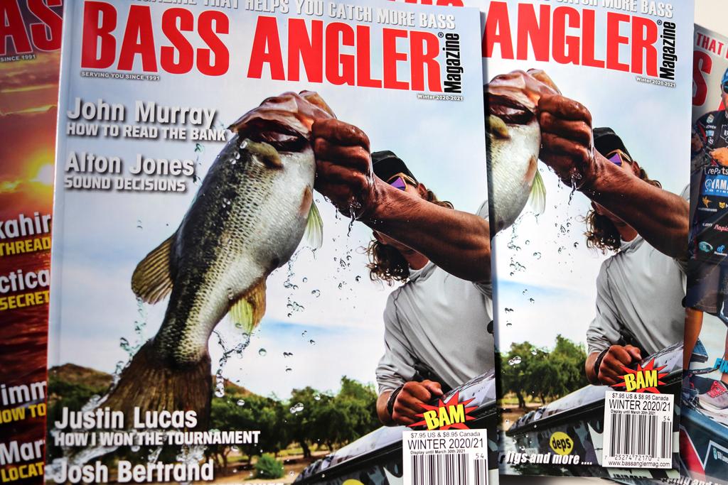 『バス アングラー マガジン 2020/21年冬号 / Bass Angler Magazine Winter 2020/21』
