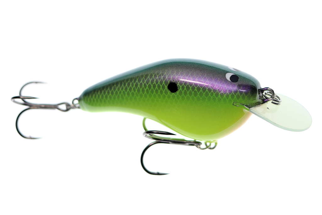 #Chartreuse Shift Shad