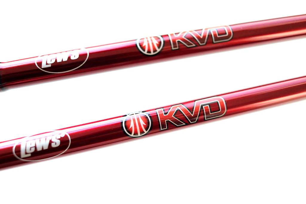 「ルーズ / Lew's」の『KVD スピニングロッド / KVD Spinning Rod』