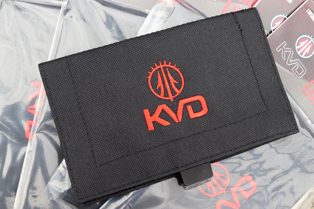 「ストライク キング / Strike King」の『KVD ルアー ラップ / KVD Pro Series Lure Wrap』