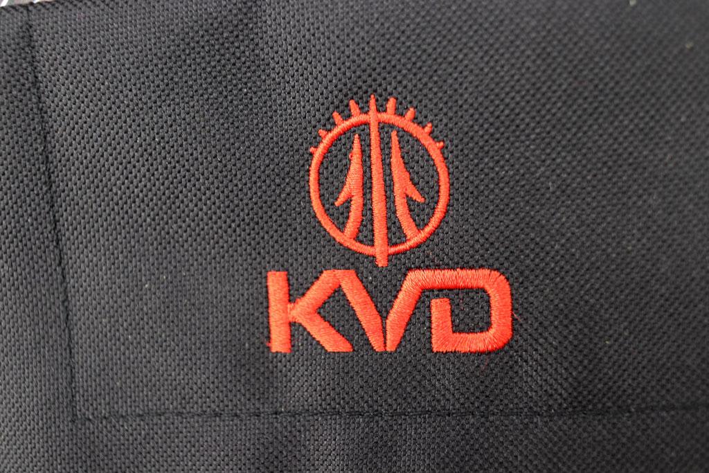 この「KVD」ロゴ一つで・・・、商品が「格上げ」される感じがするから不思議です。