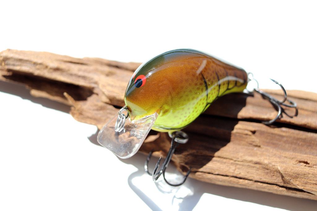 #Natural Chartreuse Craw