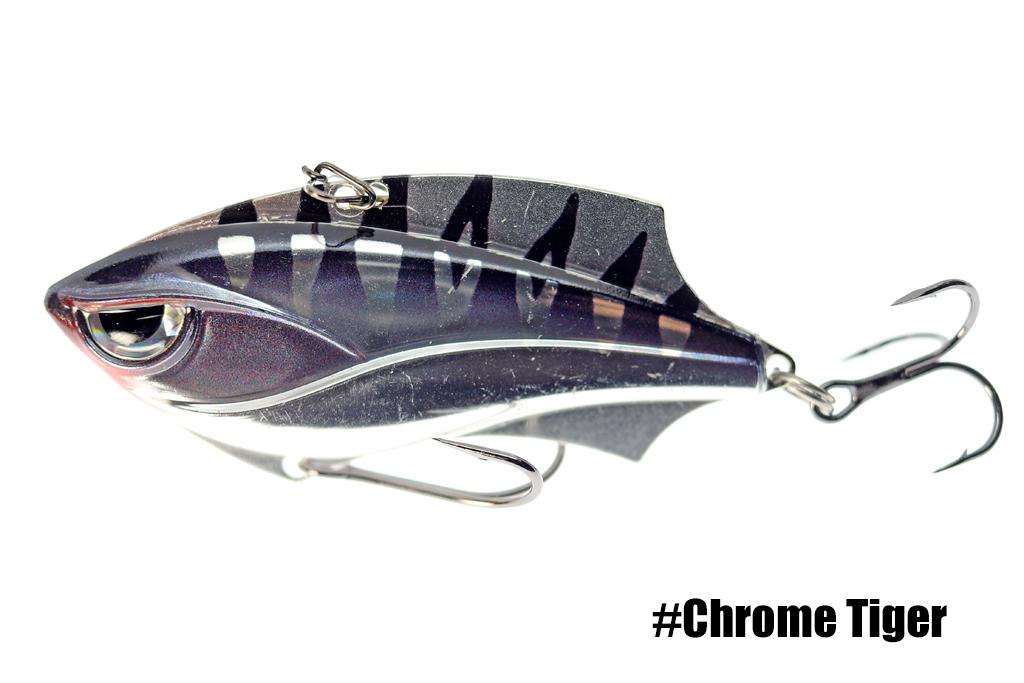 #Chrome Tiger