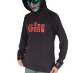 Gill「UV テック フーディー -Gill ロゴ-」
