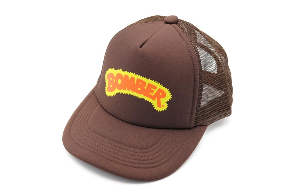 「ボーマー / Bomber」の『ボーマー キャップ / Bomber Cap』